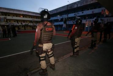 Detentos mandantes de homicídios são transferidos da Penitenciária Lemos Brito | Divulgação | SSP-BA