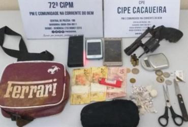 Dupla suspeita de tráfico de drogas é morta após confronto com a PM em Itacaré