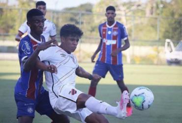 Bahia perde para o Athletico-PR pelo Brasileirão sub-20 | Divulgação | Maurícia da Matta