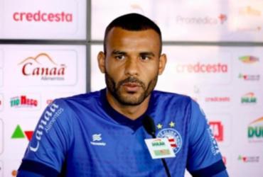 Após boa atuação, Ernando afirma não ver problema em atuar como lateral | Felipe Oliveira | EC Bahia