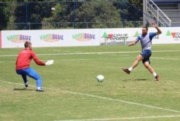 Bahia faz último treino antes de viagem para Goiânia | Divulgação | EC Bahia