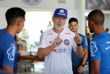 Mano recupera atletas e cria novas opções com garotada | Felipe Oliveira | EC Bahia