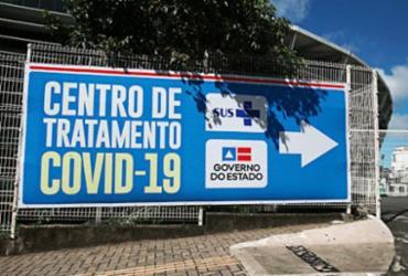 Bahia está próximo de retomar jogos na Arena Fonte Nova | Divulgação | Arena Fonte Nova