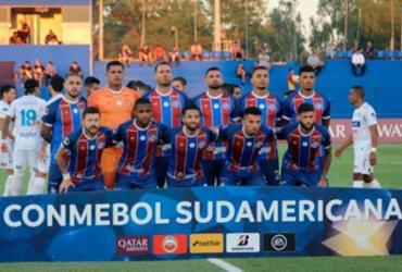 Bahia encara Melgar-PER pela segunda fase da Copa Sul-Americana | Felipe Santana | E.C.Bahia