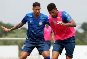 Bahia inicia preparação para enfrentar o Melgar pela Sul-Americana | Felipe Oliveira | EC Bahia