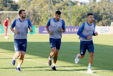 Bahia se reapresenta visando duelo de retorno da Copa Sul-Americana | Felipe Oliveira | EC Bahia