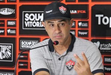 Vitória fecha acordo com Marcelo Chamusca e evita punição da CBF | Maurícia da Matta | E.C.Vitória