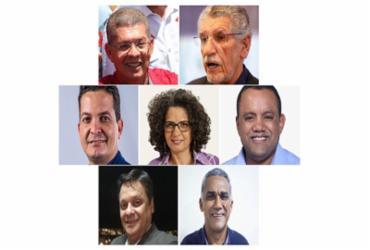 PT e MDB estão empatados em Vitória da conquista | Montagem | A TARDE