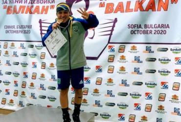 Boxeadora baiana Beatriz Ferreira se consagra tricampeã em torneio internacional | Divulgação