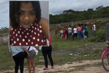 Mulher que estava desaparecida é encontrada morta em Teixeira de Freitas; ex-marido está preso