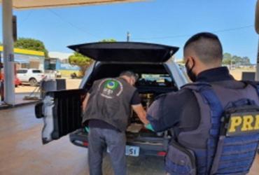 Força Tarefa combate adulteração de combustíveis em Morro do Chapéu | Divulgação | PRF