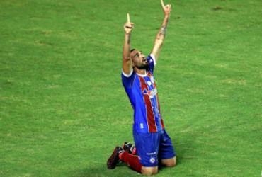Triunfo dá paz ao Bahia para encorpar time em hiato de jogos | Adilton Venegeroles | Ag. A TARDE | 19.10.2020