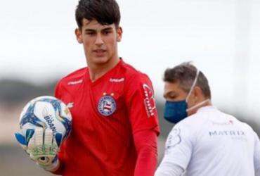 Goleiro do Bahia é convocado para seleção brasileira sub-17   Foto: Felipe Oliveira   E.C Bahia
