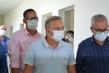 Governo da Bahia entregará 128 novos leitos em Vitória da Conquista | Foto: Divulgação | Ascom Governo da Bahia