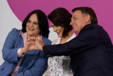 Governo repassou R$ 7,5 milhões doados para testes de Covid a programa de Michelle Bolsonaro | Carolina Antunes | PR