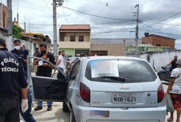 Patrão e funcionário são assassinados em Feira de Santana