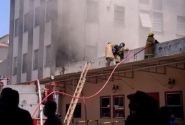 Quinta morte é confirmada após incêndio no Hospital de Bonsucesso | Tânia Rêgo | Agência Brasil