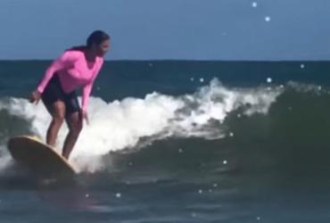 Ivete Sangalo salva criança de afogamento em praia na Bahia | Reprodução