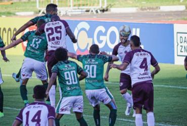 Jacuipense enfrenta o Manaus na busca por uma vaga no G-4 | Reprodução | Instagram