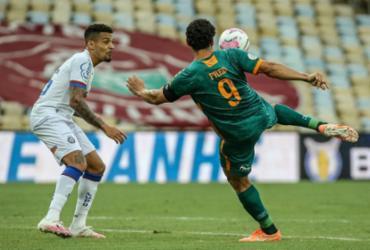 Em jogo marcado por reclamações com a arbitragem, Fluminense vence o Bahia no Maracanã | Lucas Merçon/Fluminense Football Club