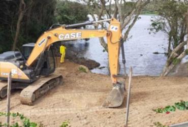 Construção da Estação Elevatória de Esgoto da Lagoa do Abaeté tem parecer favorável do MP-BA | Divulgação | DEP