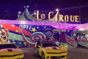 A magia do Le Cirque está de volta a Salvador com novas atrações | Foto: Reprodução | Instagram