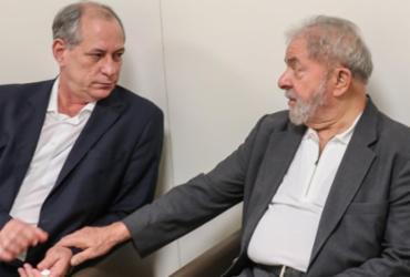 Ciro diz que não superou o desentendimento com Lula, mas restaurou o diálogo | Ricardo Stuckert / Instituto Lula