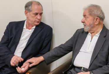 Ciro diz que PT está 'definhando' e ataca Lula; 'Não quer o surgimento de outra liderança' | Ricardo Stuckert / Instituto Lula