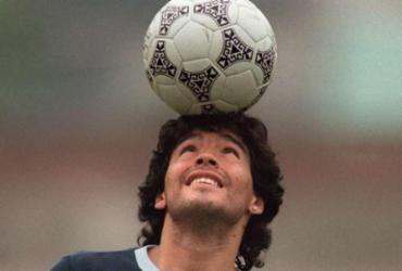 Presidente argentino decreta três dias de luto pela morte de Maradona | Arquivo | AFP