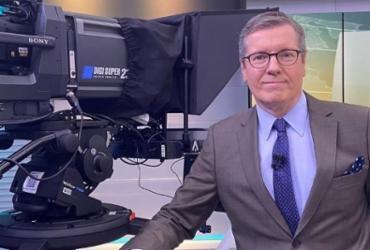 Após 24 anos, Márcio Gomes deixa Globo e acerta com CNN | Divulgação | Rede Globo