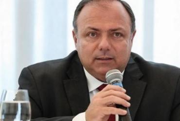 Ministro da Saúde, Eduardo Pazuello, é internado em Brasília | Foto: Marcos Corrêa | PR