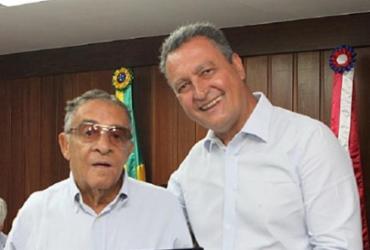 Rui Costa e ACM Neto lamentam morte de José Oswaldo Alves | Reprodução
