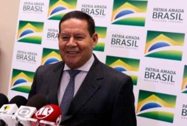 Mourão diz que 'não tem de onde tirar' recursos para o Renda Cidadã | Foto: Valter Campanato | Agência Brasil
