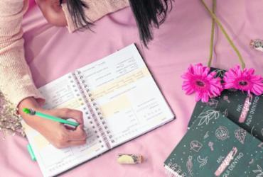 Planner auxilia a lidar com transtorno de ansiedade generalizada | Jade Lacerda | Divulgação