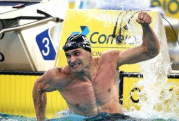 Nicholas Santos vence os 50 metros borboleta em competição na Hungria | Satiro Sodré | CBDA