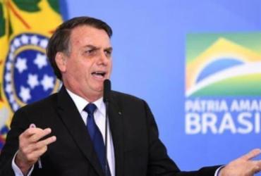'Nordestino quando vê água parece que ganhou na Mega-Sena', afirma Bolsonaro | Foto: Evaristo Sá | AFP