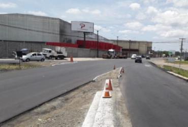 Cerca de 96% das obras de restauração do semi-anel rodoviário de Itabuna estão concluídas | Divulgação | Seinfra