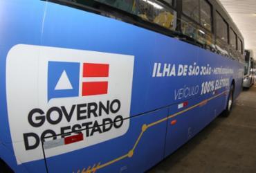 Ônibus elétrico é testado em Salvador; Rui participa de primeira viagem | Fernando Vivas | Divulgação | GOVBA