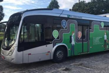 Projeto-piloto de ônibus elétrico e a gás começa na próxima semana em Salvador | Divugação | Agerba