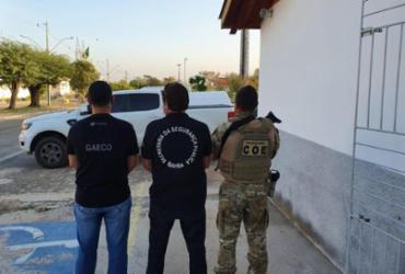 Seis são presos em operação contra organização criminosa composta por PMs | Divulgação | MP-BA