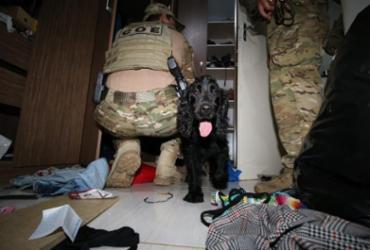 Gunsmith: operação prende 31 integrantes de facções na Bahia | Divulgação | SSP