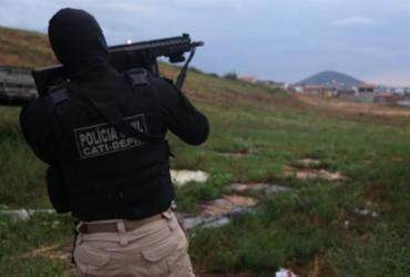 Operação cumpre ordens judiciais contra facções em cinco municípios baianos | Divulgação | SSP-BA