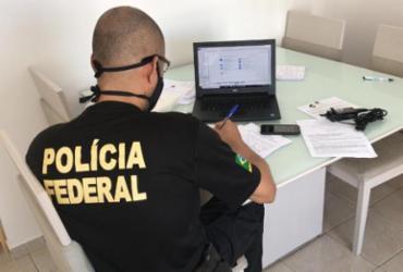 PF apura desvios na Saúde em Aracaju e cumpre mandados em Salvador, Lauro e Valença | Divulgação | PF-SE