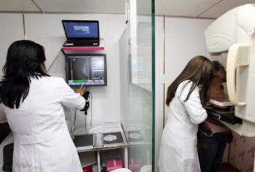 Mais de 6 mil exames de mamografia estão disponíveis até novembro | Divulgação | Sesab