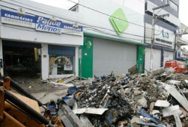 Farmácia desiste de recorrer e vai pagar R$ 2 milhões após incêndio com 10 mortos | Luciano da Matta | Ag. A TARDE