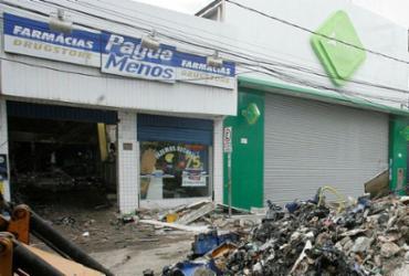 Obras Sociais Irmã Dulce recebem R$ 700 mil após explosão de farmácia em Camaçari | Luciano da Matta | Ag. A TARDE