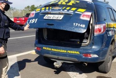 Foragido da Justiça é preso na BR 110, em Paulo Afonso