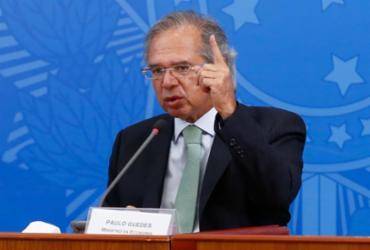 Guedes diz que a Febraban é casa de lobby e financia ministro para furar teto   Divulgação