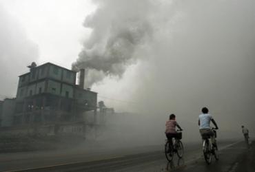 Poluição do ar provocou a morte de quase 500 mil recém-nascidos em 2019 | Arquivo | AFP