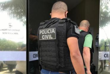 Recém-saído de presídio é preso tentando realizar furto em Eunápolis